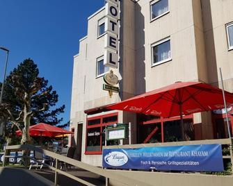 Hotel Post - Kelkheim - Будівля
