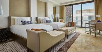 Four Seasons Hotel Casablanca - Casablanca - Schlafzimmer