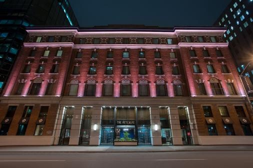 The Metcalfe Hotel - Ottawa - Building