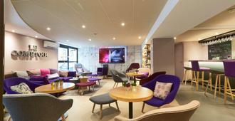 里昂中央貝爾奇羅納鐘樓酒店 - 里昂 - 里昂 - 休閒室