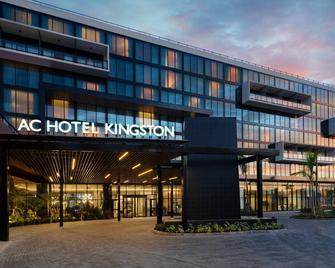 AC Hotel Kingston, Jamaica - Kingston - Gebäude