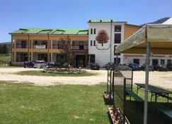 Faggio Rosso Hotel - Pescasseroli - Edificio