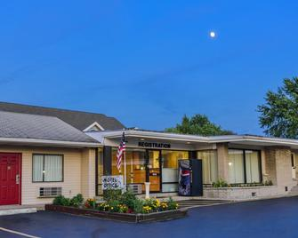 Budget Inn Buffalo Airport - Williamsville - Gebouw