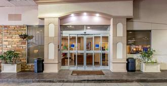 Comfort Inn Memphis Downtown - Memphis - Edificio