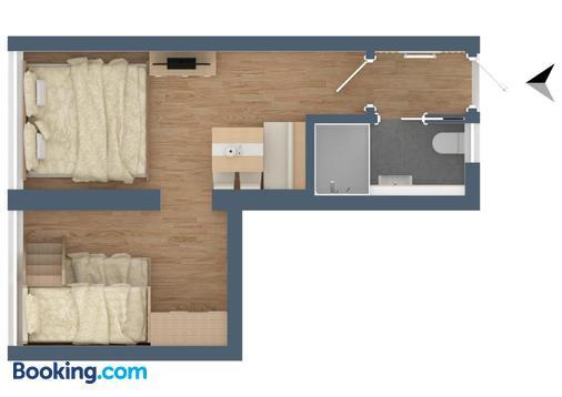 Schwedenhaus Wismar - Wismar - Floorplan
