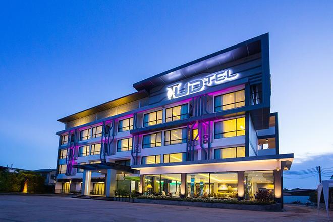 Udtel Boutique Hotel - Udon Thani - Building