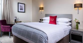 The Metropole Hotel - קורק - חדר שינה