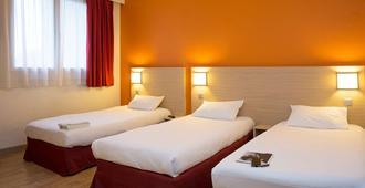 普瑞米爾里爾中央經典酒店 - 里耳 - 里爾 - 臥室