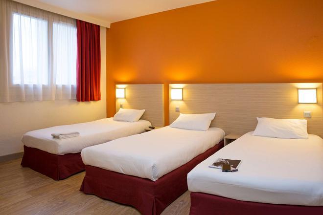 Première Classe Lille Centre - Lille - Bedroom