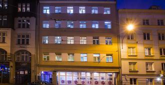 Art Hostel - פוזנאן - בניין