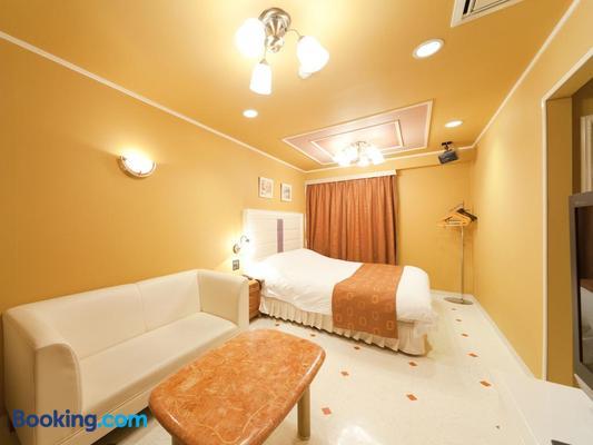 Fine Garden Suzuka - Adults Only - Suzuka - Bedroom