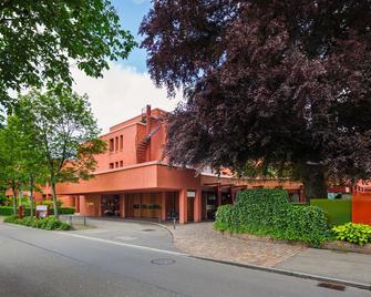 Swiss-Belhotel Du Parc Baden - Baden - Gebouw