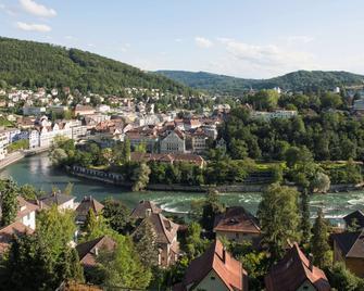 Swiss-Belhotel Du Parc Baden - Baden - Venkovní prostory