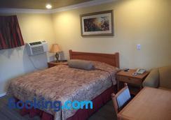 Bayshore Inn Motel - Ventura - Phòng ngủ