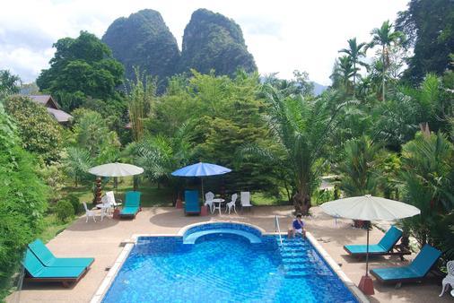Hotel Khao Sok & Spa - Phanom - Piscina