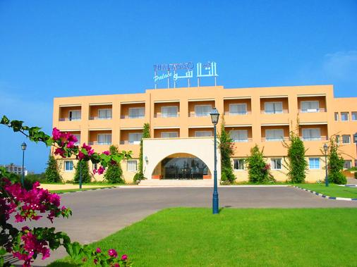 Nour Palace Resort - Mahdia - Building