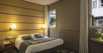 Belambra City Hôtel Magendie - פריז - חדר שינה