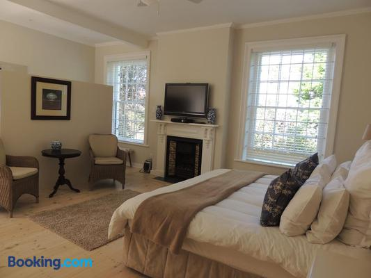 Sandown Lodge - Cape Town - Bedroom