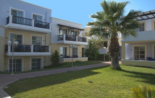 Aegean Houses - Thị trấn Kos Town - Toà nhà