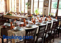 Il Gallo Nero - Fekete Kakas Étterem és Panzió - Szombathely - Restaurant