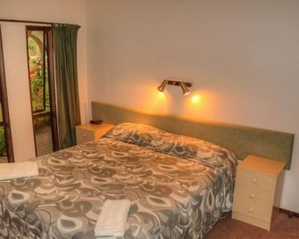 Riverside Motel - Whanganui - Yatak Odası