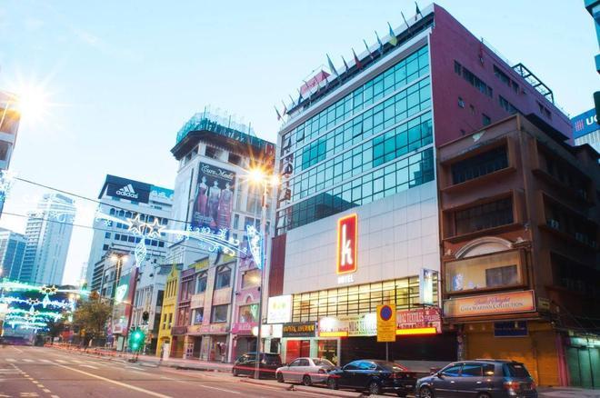 K Hotel - Kuala Lumpur - Building
