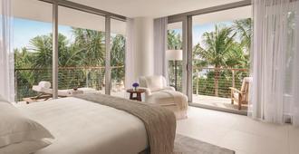 Edition Miami Beach - מיאמי ביץ' - חדר שינה