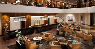 Four Seasons Hotel Sydney - Sídney - Sala de estar
