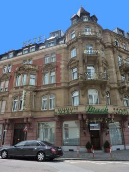 Hotel Mack - Mannheim - Rakennus