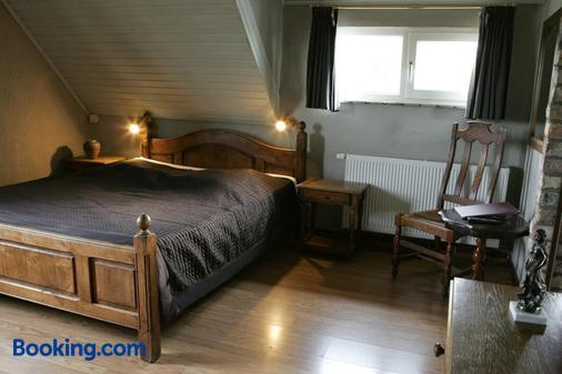 Hotel Restaurant D'Hofstee - Zuienkerke - Schlafzimmer