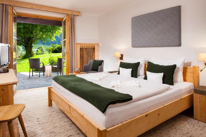 Berghotel Rehlegg - Ramsau - Bedroom