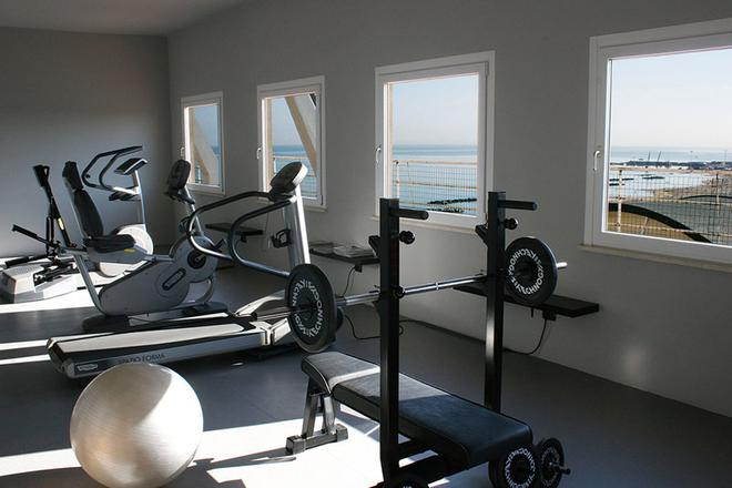 Victoria Palace Hotel - Cattolica - Gym