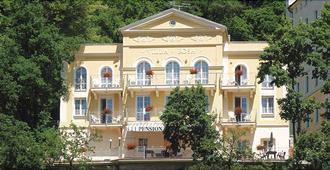 Pension Villa Rosa - Karlovy Vary - Edificio