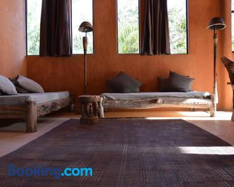 Tama Lodge - Mbour - Living room