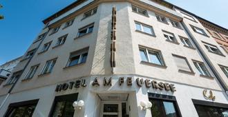 Hotel am Feuersee - Stuttgart - Bâtiment