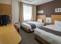 Comfort Hotel Tendo - Tendō - Bedroom
