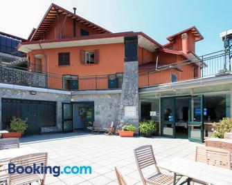Hotel Funivia - Laveno-Mombello - Building
