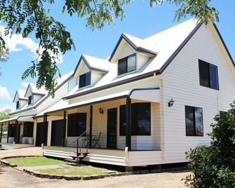 Dalby Apartments Self Contained Motel - Dalby - Building