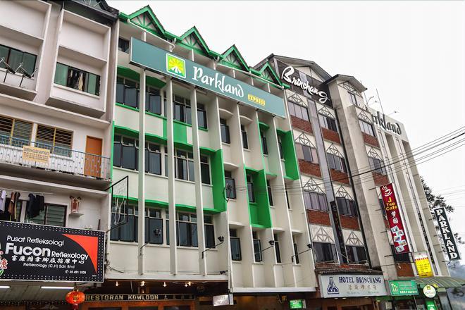 Parkland Express - Bringchang - Building