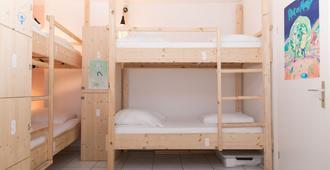 Microverse Hostel - Regensburg - Schlafzimmer