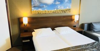 Hotel De Koningshof - נורדוויק - חדר שינה