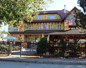 Hotel Encián - Rajecké Teplice - Gebouw