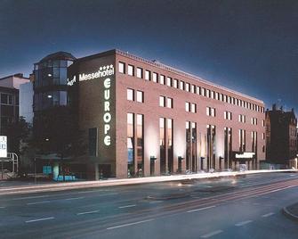 Top Messehotel Europe Stuttgart - Stuttgart - Gebäude