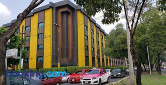 Hotel Modelo - Mexico City - Bygning