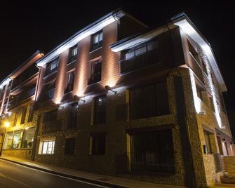 Hotel Obaga Blanca - Канильо - Здание