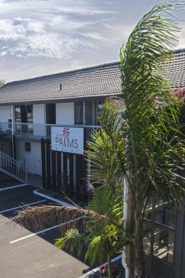 Ellerslie Palms Motel - Auckland - Outdoors view