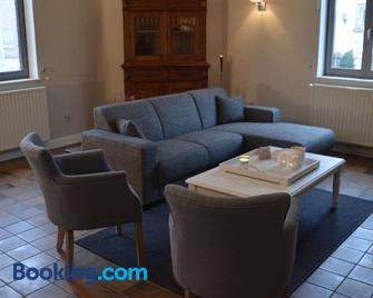 De Staberg - Білзен - Living room