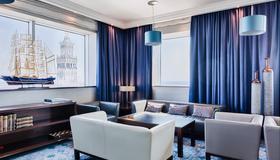 Intercontinental Warsaw - Warsaw - Lounge