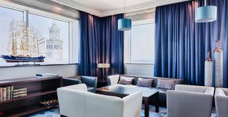 Intercontinental Warsaw - Varsóvia - Lounge