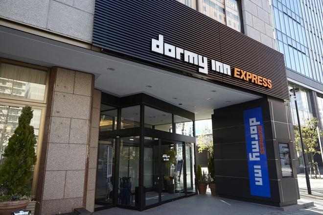 多美迎express仙台廣瀨通 - 仙台 - 建築